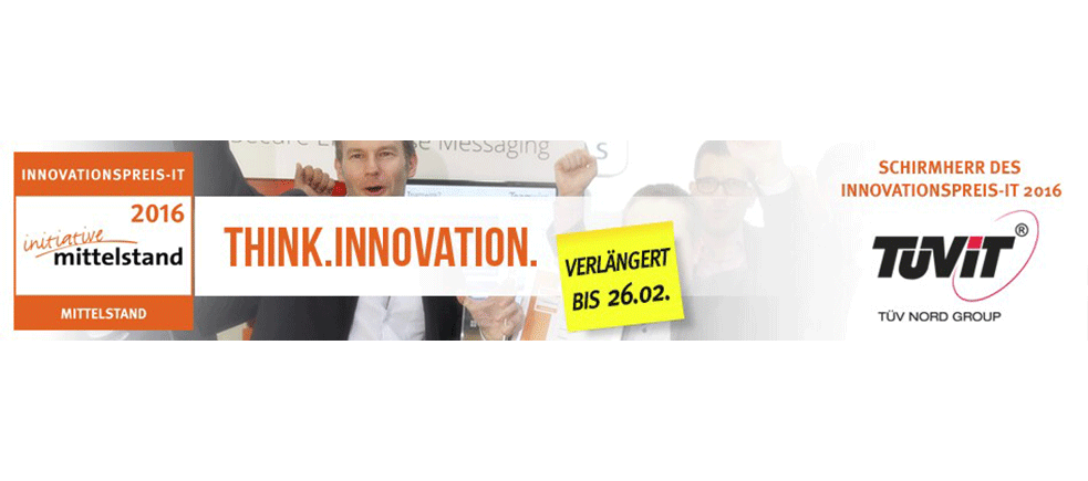 Think.Innovation Banner